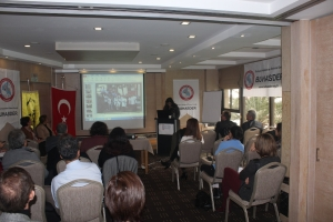 Regional Assessment of Infectious Diseases and Ways of Prevention Meeting at Izmir Best Western Plus Hotel