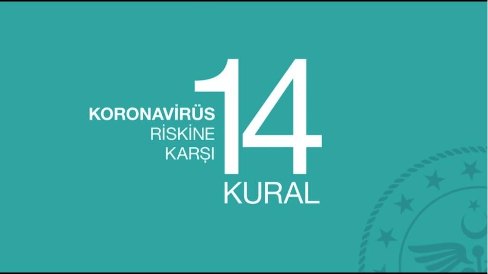 14 Rules Against the Risk of Corona Virus