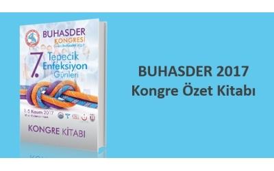 BUHASDER 2017 Kongre Özet Kitabı
