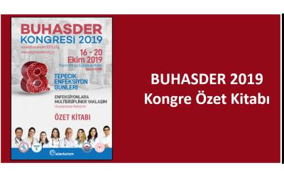 BUHASDER 2019 Kongre Özet Kitabı