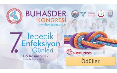 BUHASDER 2017 Kongre Ödülleri
