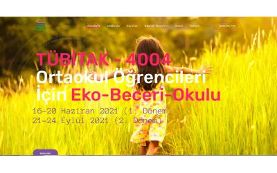 TÜBİTAK- 4004 ORTAOKUL ÖĞRENCİLERİ İÇİN EKO-BECERİ-OKULU