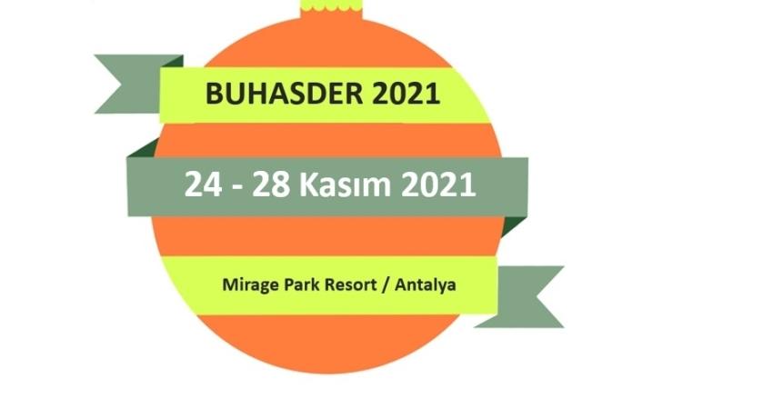 BUHASDER 2021 Kongresi