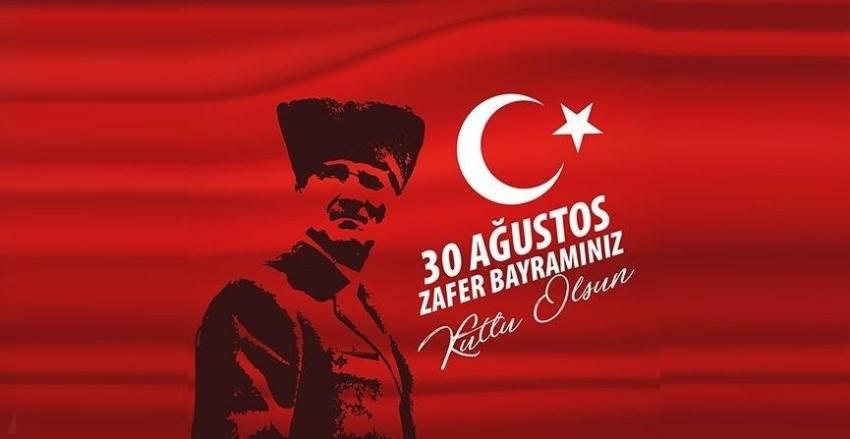 30 Ağustos Zafer Bayramı.