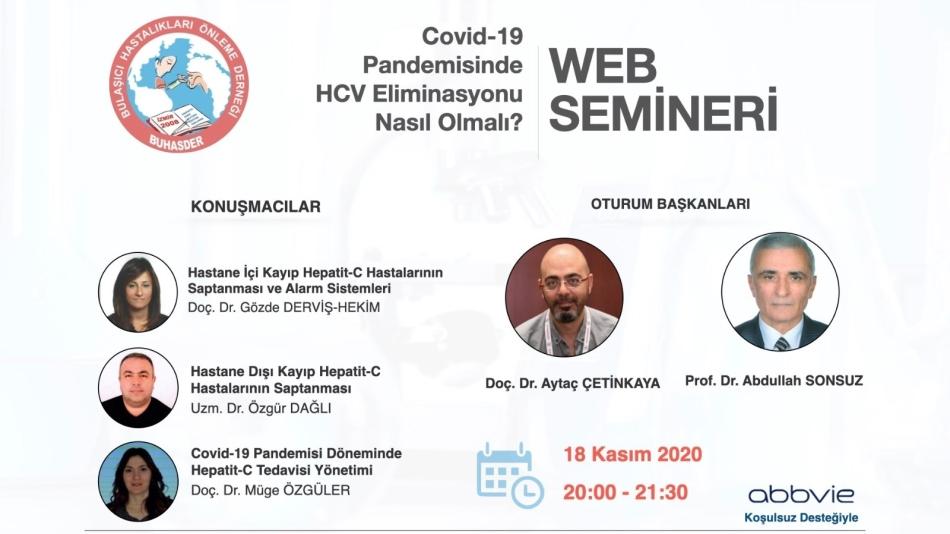Covid-19 Pandemisinde HCV Eliminasyonu Nasıl Olmalı?