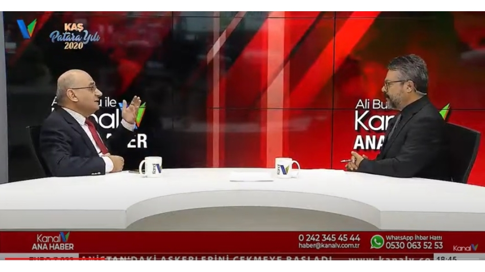 Covid-19 / Kanal V Ana Haber